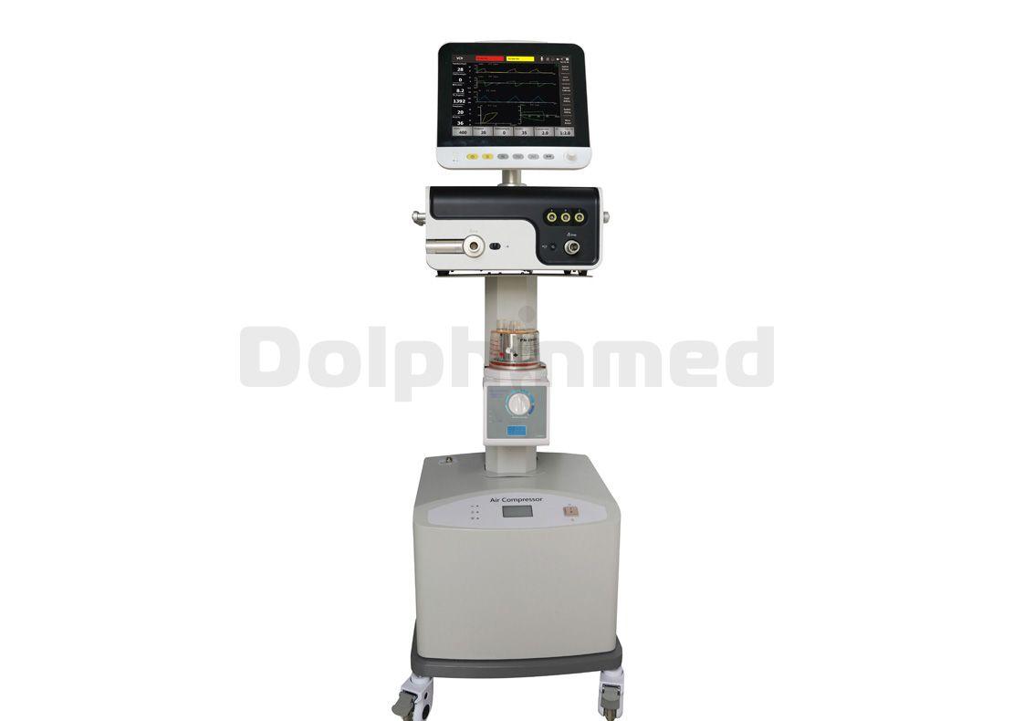 ICU Ventilator with Compressor(MODEL:DOL600Pro)